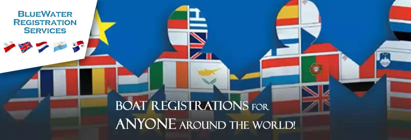Boat registrations for non European citizens too